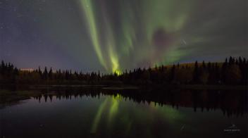 Alasca – Aurora Boreal, Paisagens & Vida Selvagem