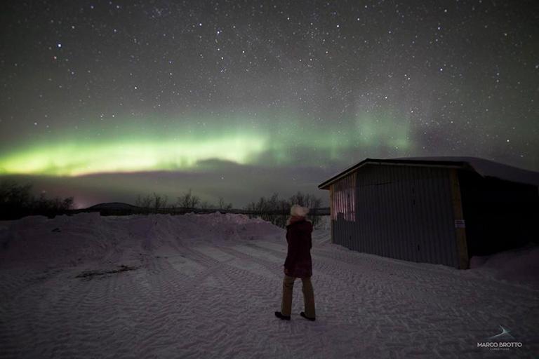 Aurora Boreal na Finlândia com Marco Brotto