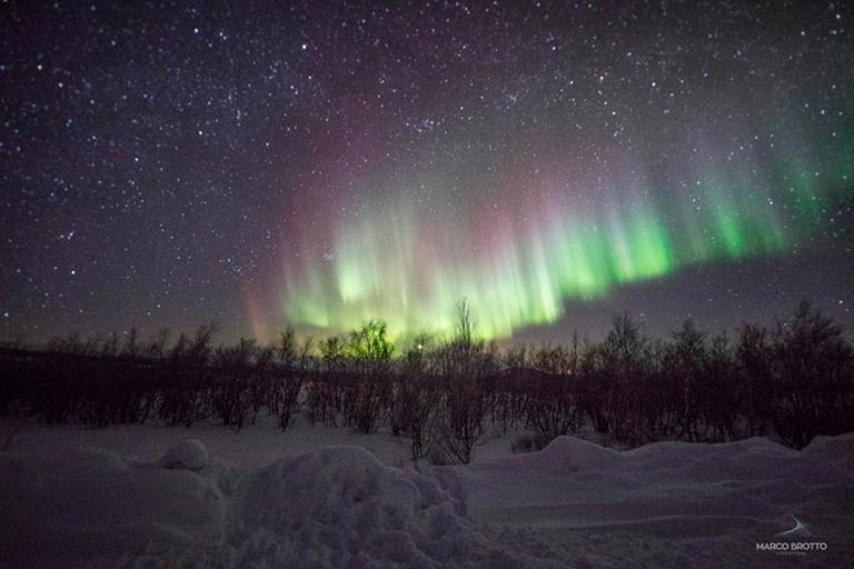 O que a Aurora Boreal faz por você?