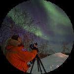 Porquê ver Aurora Austral é mais difícil?