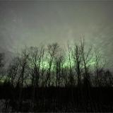 Depoimento Aurora Boreal