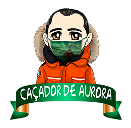 Máscara da Aurora Boreal - Marco Brotto