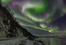 Aurora Boreal Lapônia Natal 2020