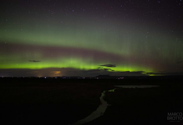 países onde é possível ver a aurora boreal