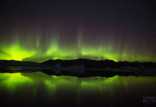 Aurora Boreal e Aurora Austral