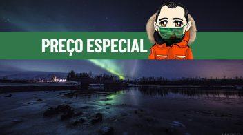 #16A2 Expedição Aurora Boreal® • Islândia 2021 (13 de OUT – 20 de OUT)