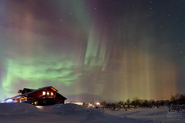 aurora-boreal-na-finlandia