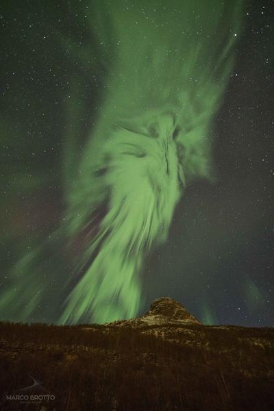 aurora svalbard