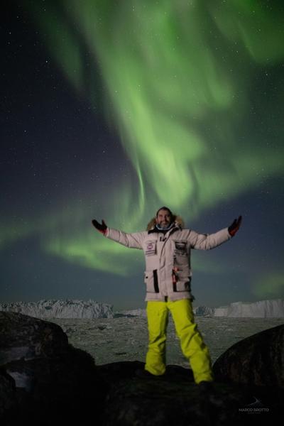 aurora boreal groenlândia