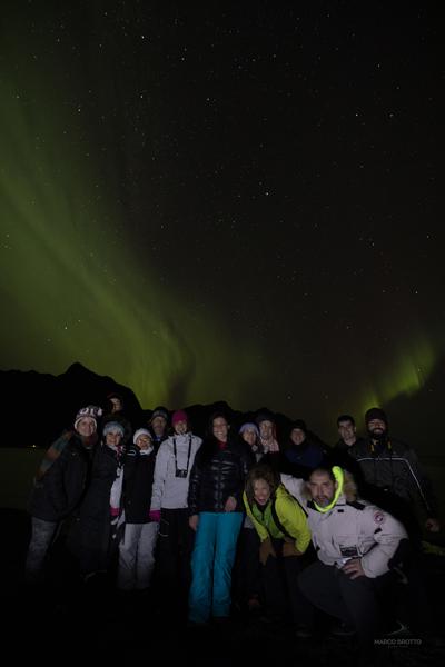 aurora borel na noruega