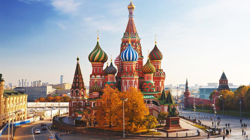 catedral na russia