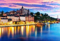 Turismo na Suécia