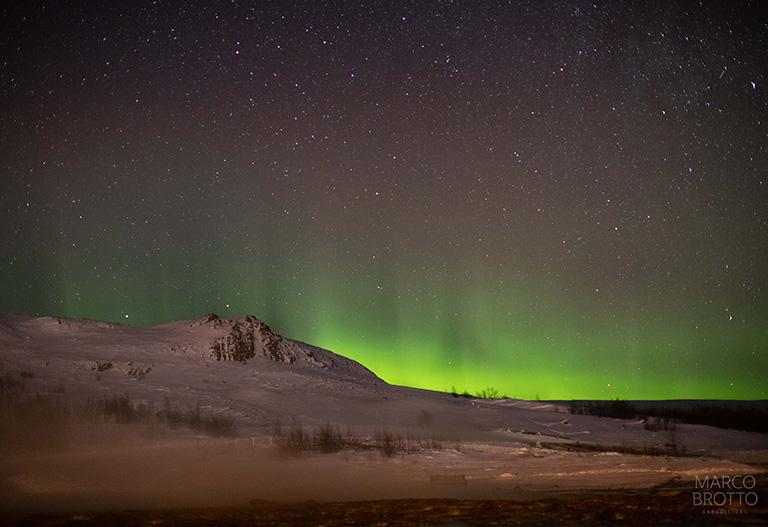 Como funciona a Aurora Boreal