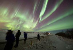 Entenda como se forma a Aurora Boreal