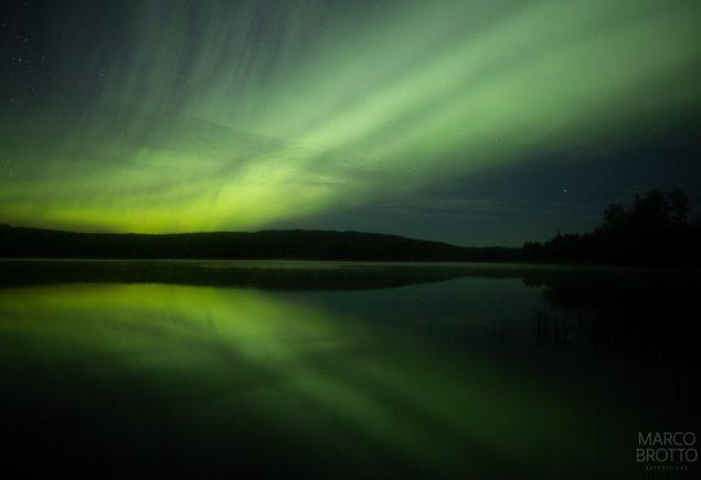 Aurora Boreal noAlasca