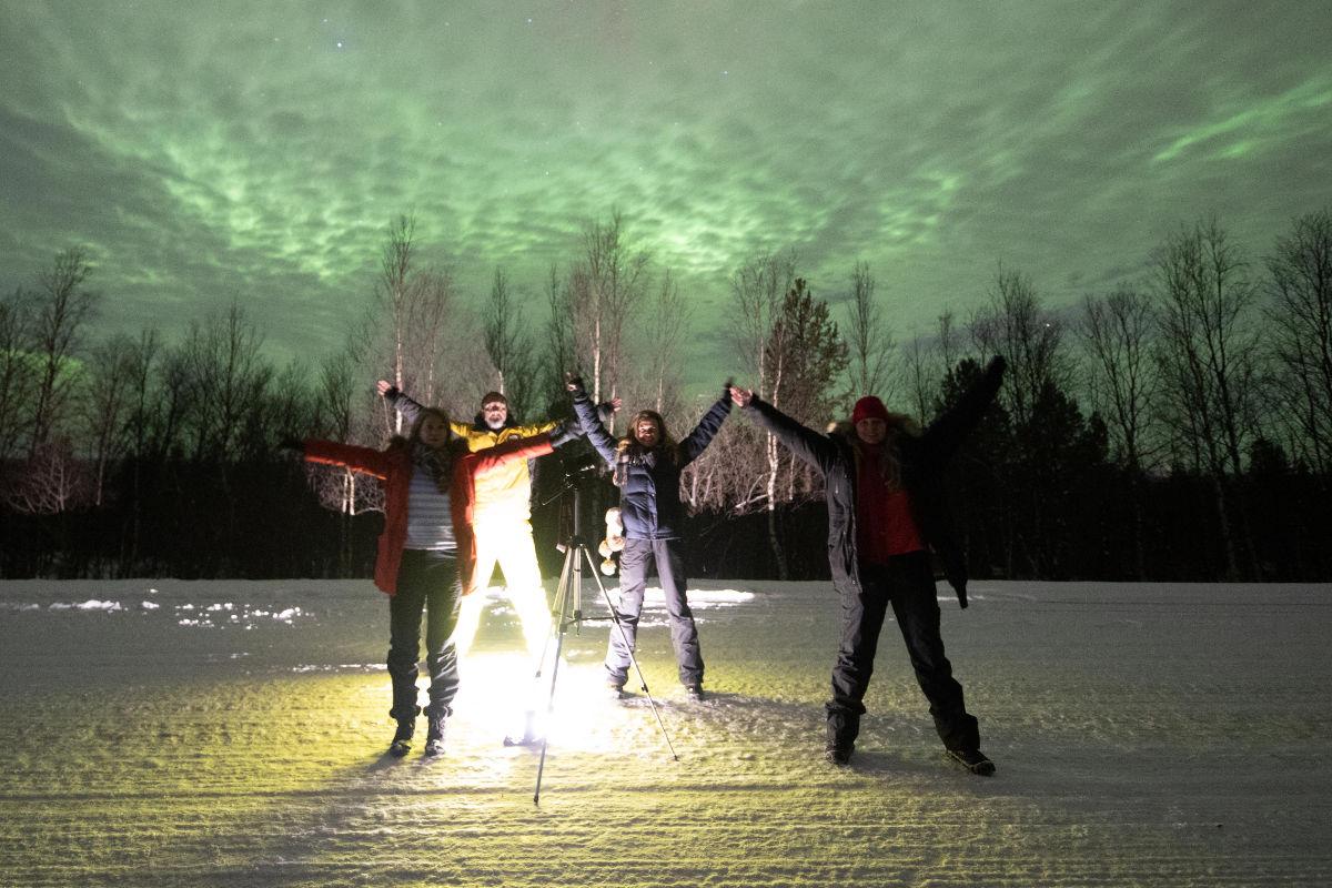 Lapônia, da série Países do Ártico
