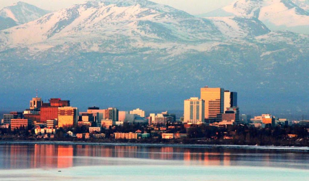 Turismo no Alasca Anchorage