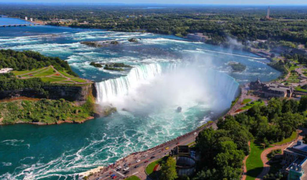 Niagra Falls no Canada