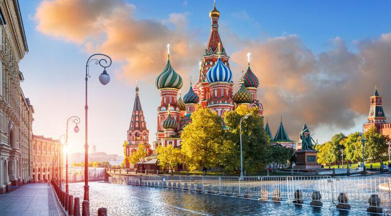 Conheça a Rússia, da Série Países do Ártico