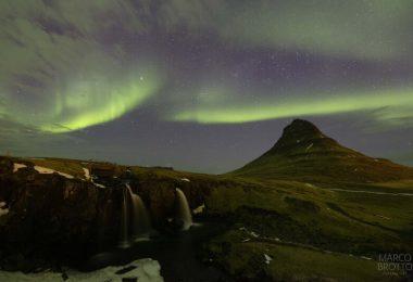 Aurora Boreal Viagem Para A Islândia