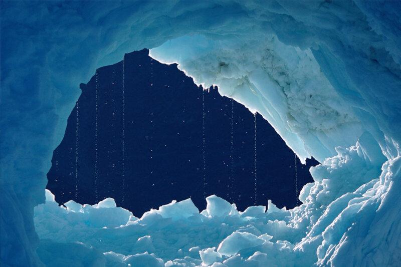 Exposição Arctic in change no Arktikum
