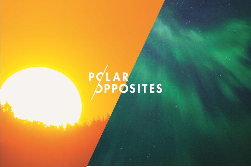 Exposição Polar Opposites no Arktikum